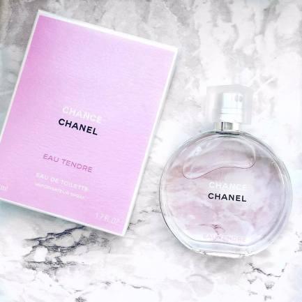 perfume chance chanel