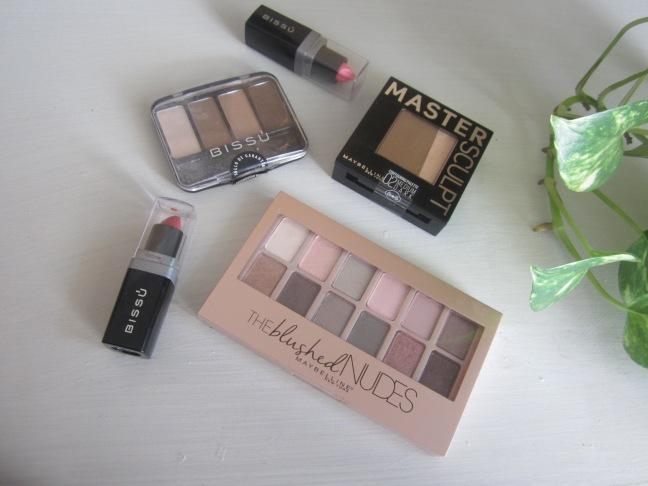 maquillaje maybelline y bissu