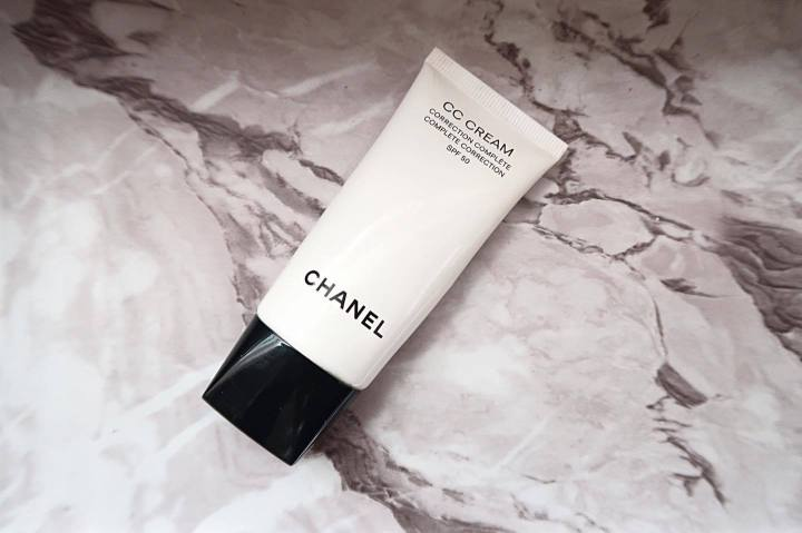 Chanel CC Cream review y opinion